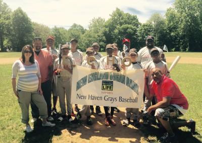New Haven Little League Sponsorship