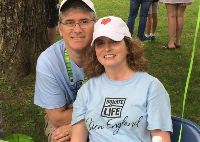 Volunteers Paul and Patti 2015
