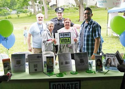 Worcester Convoy of Hope-group-June2016